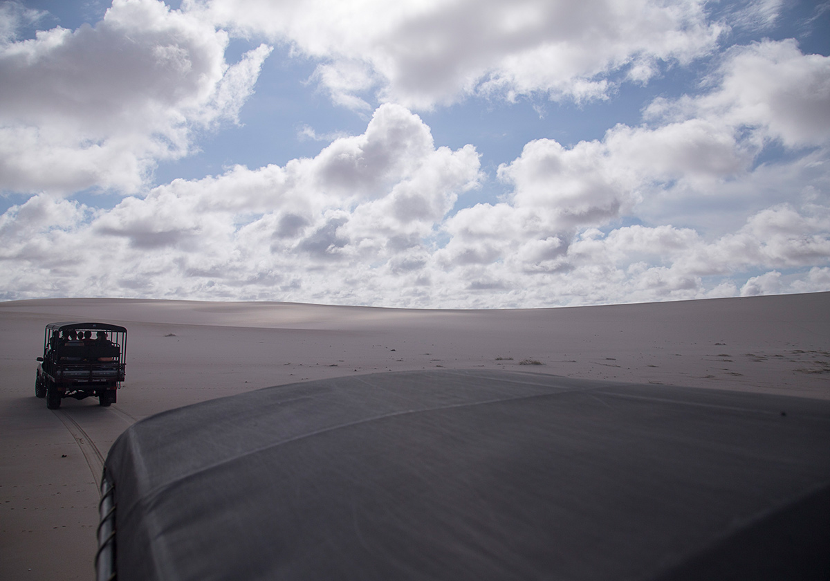 Dunes and Lagoons – 4×4