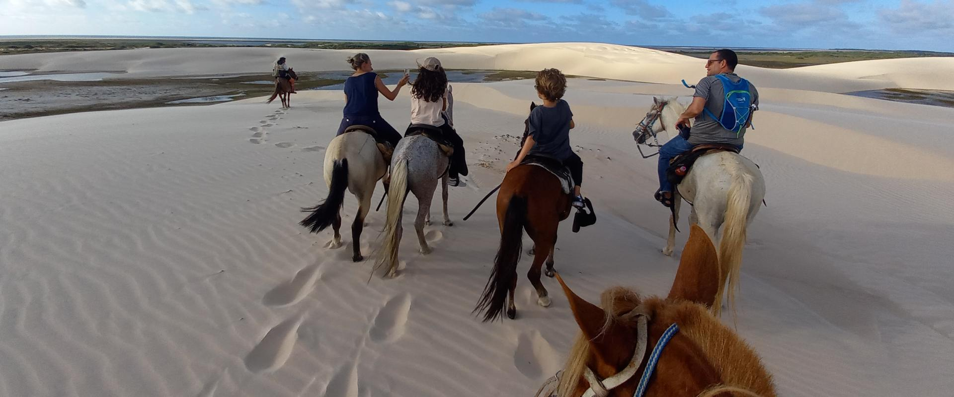 Family Travel in Atins